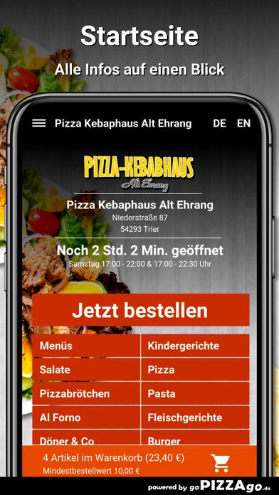 Kebaphaus Alt Ehrang Trier screenshot 2
