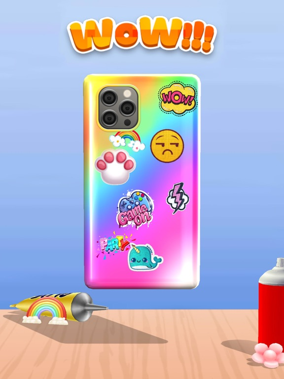 Phone Case DIY iPad app afbeelding 6