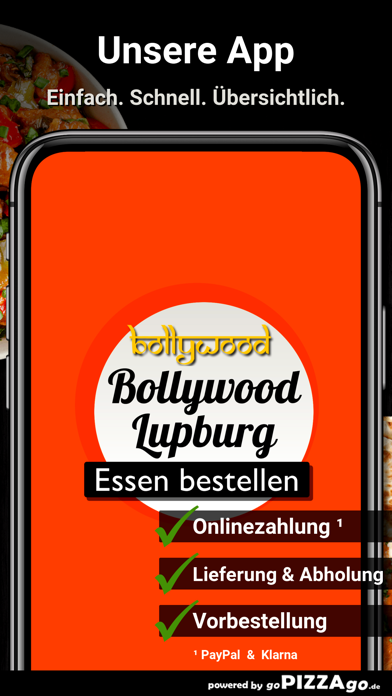 Bollywood Lupburg screenshot 1