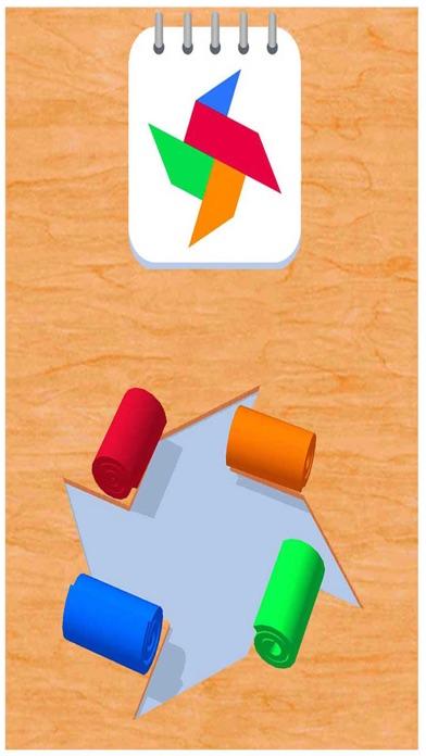 カラーロールスイッチ:パズルを並べ替える紹介画像7