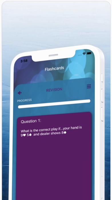 BlackJack Flashcards screenshot 4