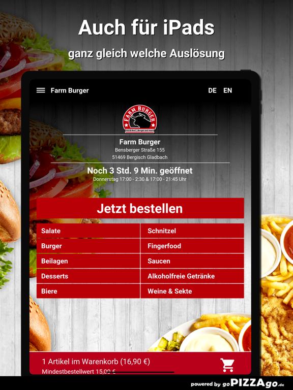 Farm Burger Bergisch Gladbach screenshot 8