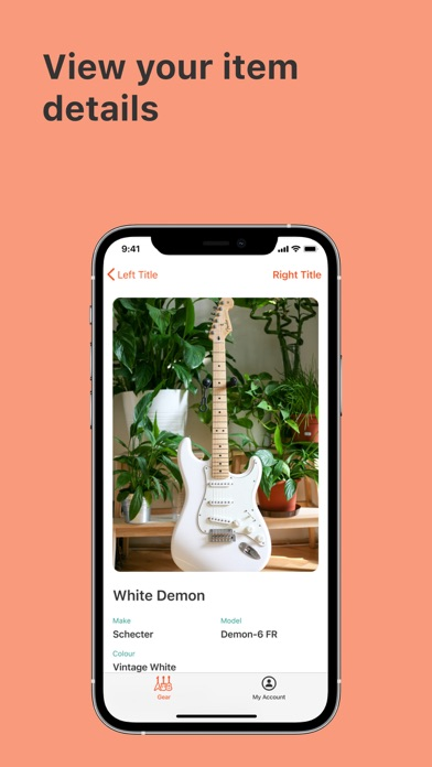 Guitar Case screenshot 3