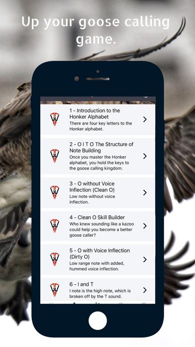 Goose Tech screenshot 1