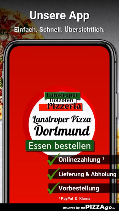 Lanstroper Pizza Dortmund screenshot 1