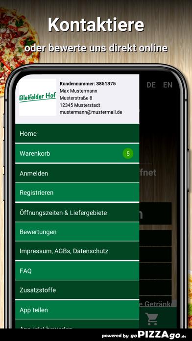 Bleifelder Hof Rösrath screenshot 3