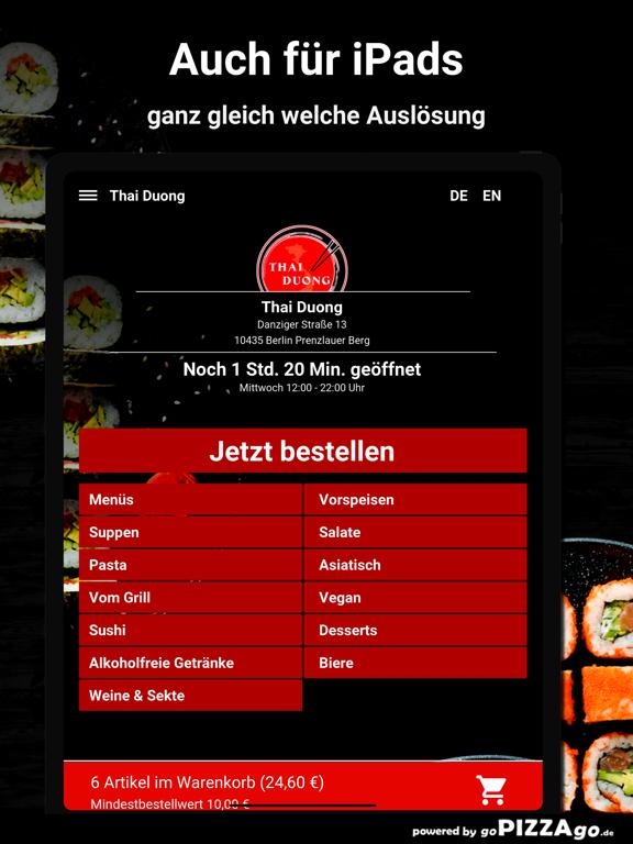 Thai-Duong Berlin screenshot 7