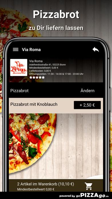 Via Roma Bonn screenshot 5