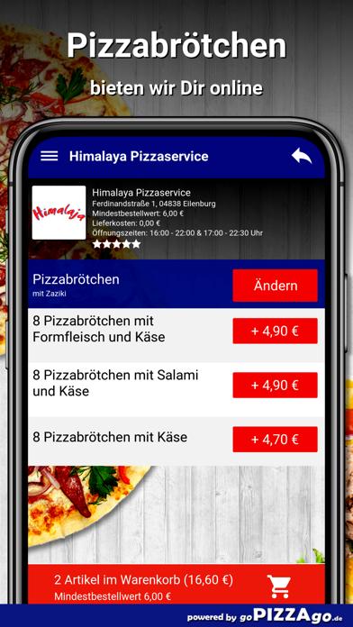 Himalaya Eilenburg screenshot 5