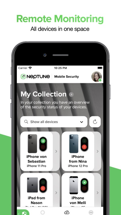 Neptune - Mobile Security