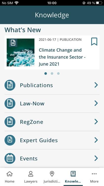 CMS Insurance App screenshot-5