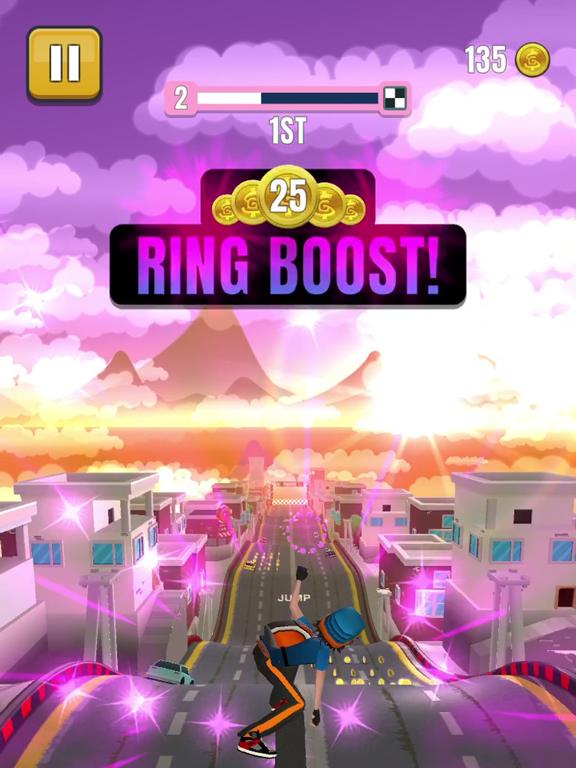 Faily Skater Street Racer screenshot 9