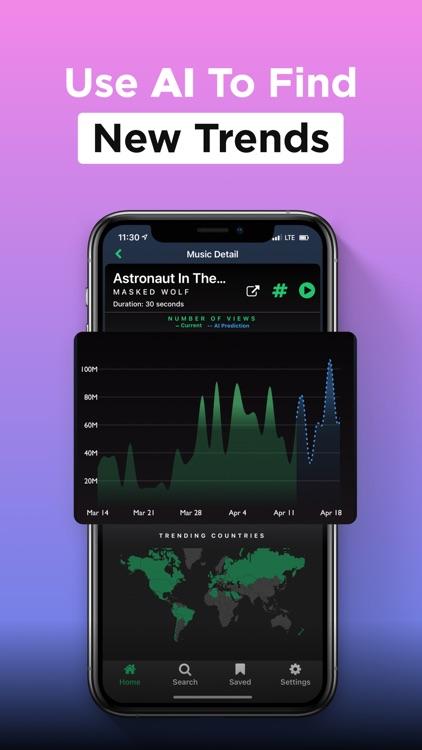 TrendTok Analytics & Tracker