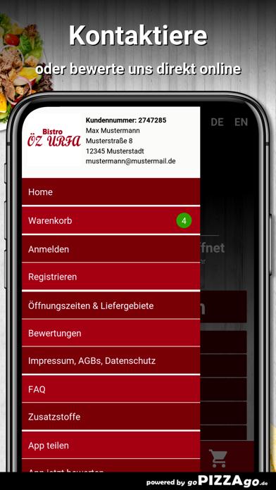 Bistro Öz Urfa Staßfurt screenshot 3