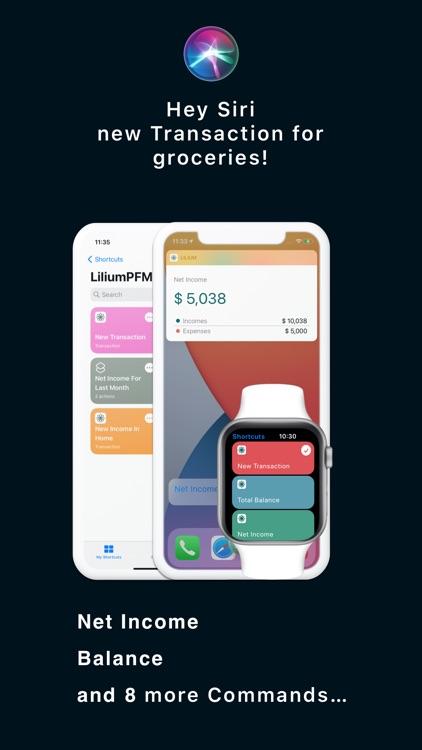 Lilium-Income,Expense tracker