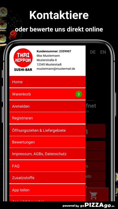 Thai Nippon Sushi-Bar Berlin screenshot 3