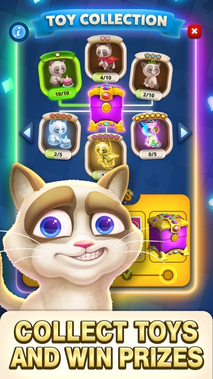 Solitaire Pets Adventure screenshot-7