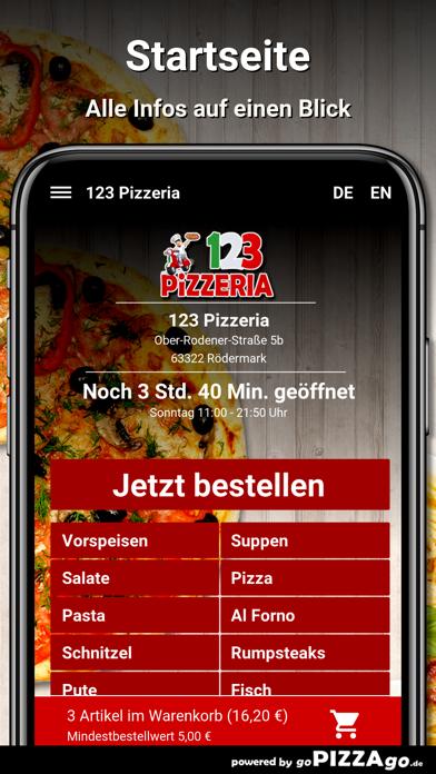 123 Pizzeria-Rödermark screenshot 2