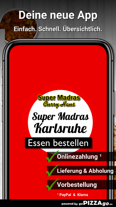 Super Madras Karlsruhe screenshot 1