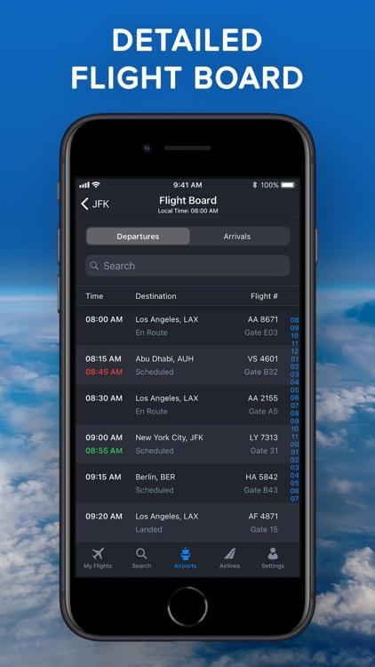 The Flight Tracker screenshot-5