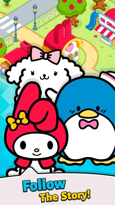 Hello Kitty - Merge Town紹介画像2