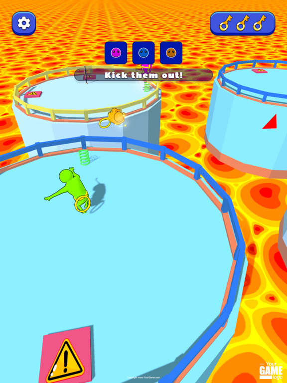 Monsters Gang ! screenshot 18