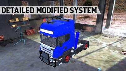 アジアのトラック運転シミュレーター 2021紹介画像1
