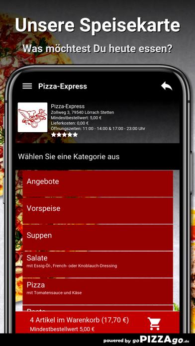 Pizza-Express Lörrach Stetten screenshot 4