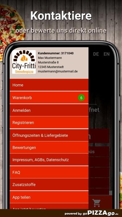 City-Fritti Hilden screenshot 3