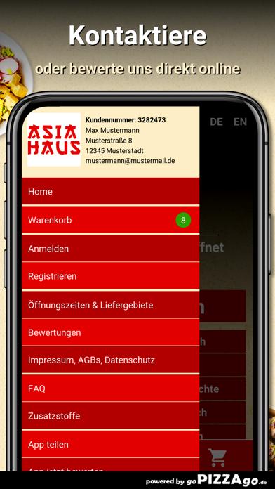 Asia Haus Hamburg Barmbek screenshot 3