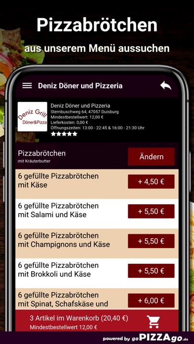 Deniz Döner Duisburg screenshot 5