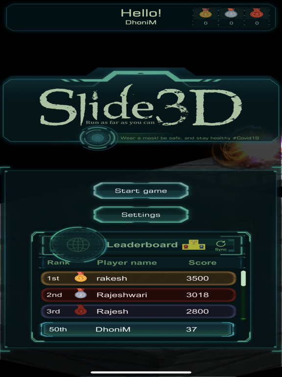 Slide-3D screenshot 5