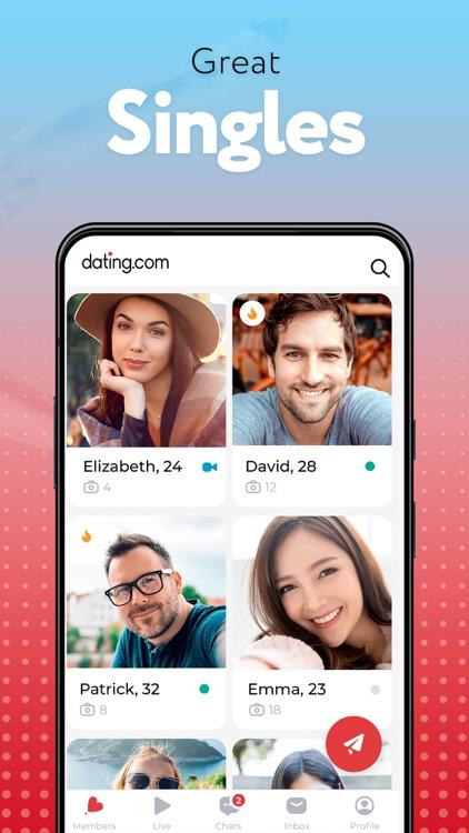 Dating.com: Meet New People screenshot-3