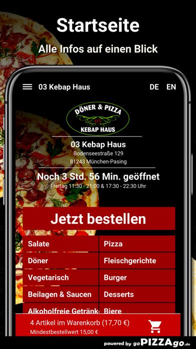 03 Kebap Haus München-Pasing screenshot 2