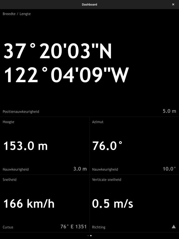 Commander Compass Go iPad app afbeelding 5
