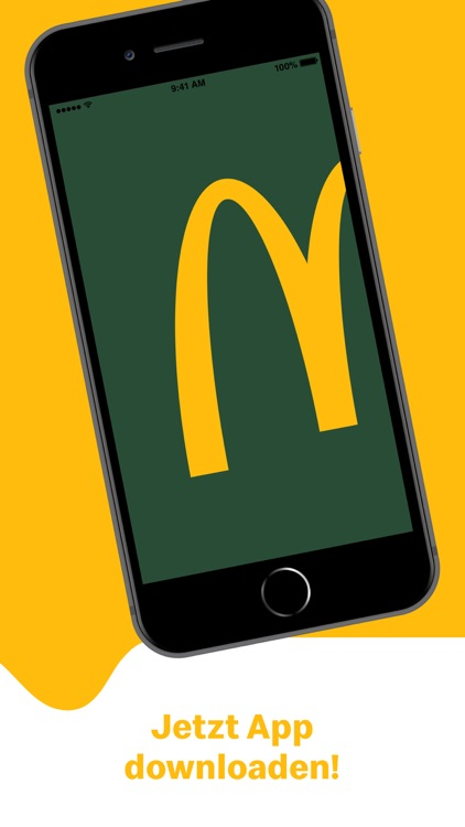 McDonald's Germany screenshot-3