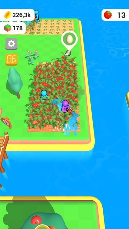 Farm Land 3D screenshot-4