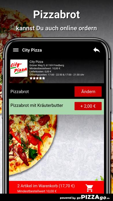 City Pizza Friedberg screenshot 6