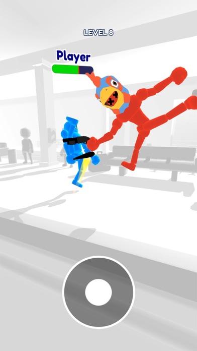 Stickman Ragdoll Fighter screenshot 2