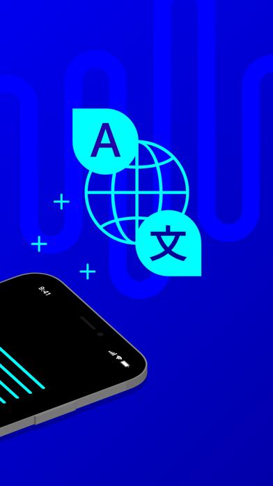 Diktat - Sprache zu TextScreenshot von 2