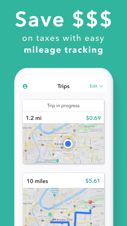 Everlance: Mileage Tracker screenshot-0