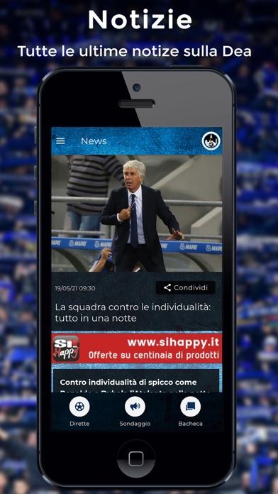 CalcioAtalanta screenshot 2