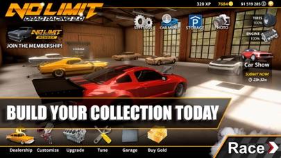 Screen Shot No Limit Drag Racing 2 1