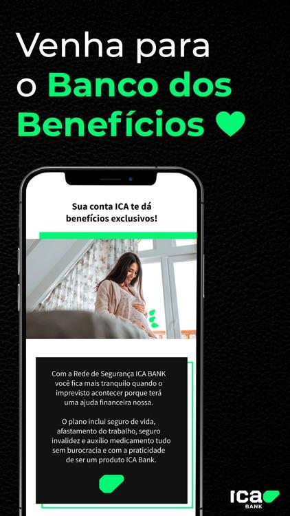 ICA BANK - Conta Digital screenshot-7