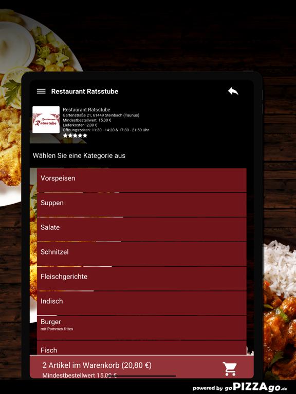 Ratsstube Steinbach (Taunus) screenshot 8