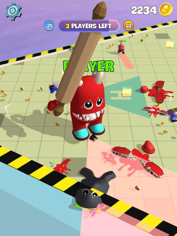 Smasher Around Us: Fun io gameのおすすめ画像1