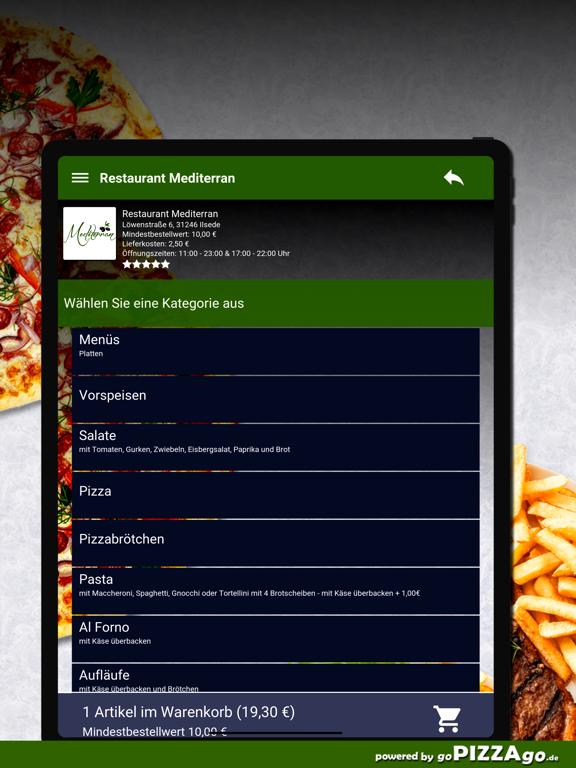 Restaurant Mediterran Ilsede screenshot 8