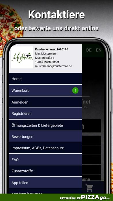 Restaurant Mediterran Ilsede screenshot 3