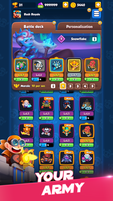 Download Rush Royale - Tower Defense TD for Android