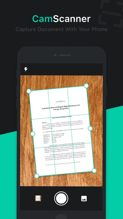 Cam Scanner - Scan to PDF